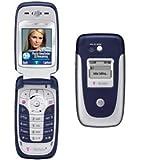 Motorola V360 TriBand Silver Color GSM Unlocked Phone