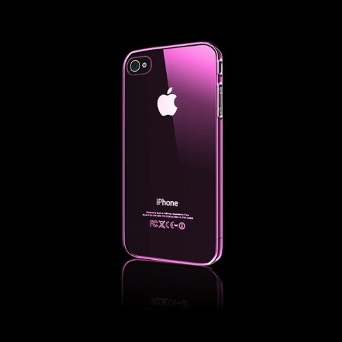 CAZE Zero 5(0.5mm)UltraThin for iPhone 4/4S Pink 【世界最薄ケース】