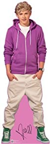 2221564 Niall  One Direction Lifesize Standup Poster