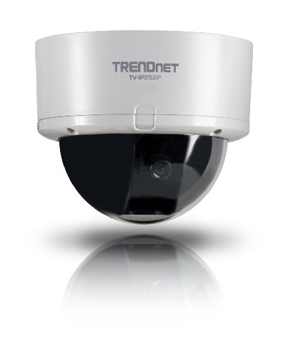 SecurView PoE Dome Internet Camera