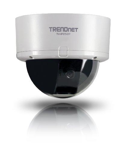 SecurView PoE Dome Internet Camera
