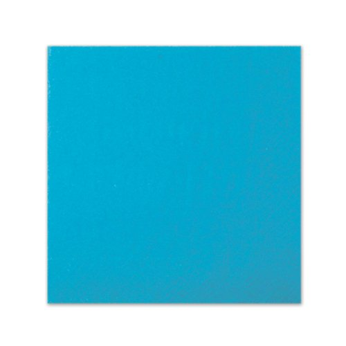 Turquoise Luncheon Napkins (2-Ply)    (25/Pkg) - 1
