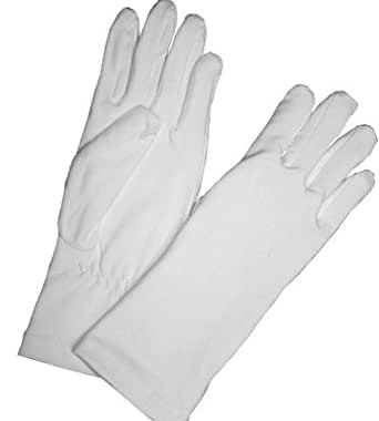 Honor Guard Heavy Cotton Winter Parade Lined Gloves (Men's