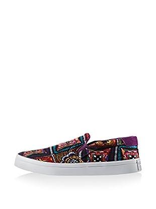 adidas Zapatillas Court Vantage (Multicolor)