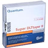 Super DLTtape II Media Tapes 300/600GB Tape Media Data cartridge
