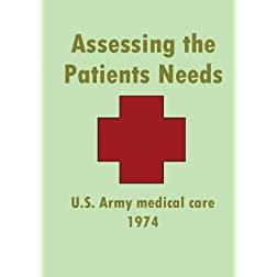 Assessing the Patients Needs