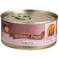 Weruva Canned Cat Mideast Feast 5.5 oz Case 24