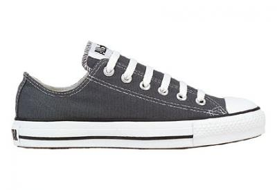 a0065827a48a Converse Chuck Taylor All Star Low Top Charcoal Canvas Shoes - Import It All