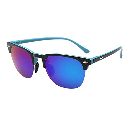 Gray Memory Unisex Polarized TR90 Mg-Al Cycling Sports Cool Popular Colorful Sunglasses(K7)