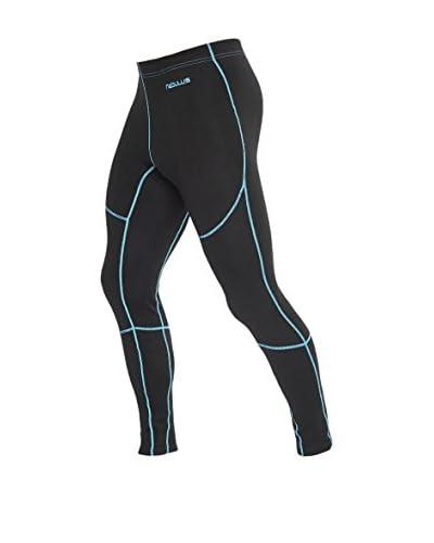 Nebulus Pantalón Interior Técnico Merino Negro / Azul