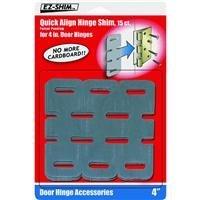 Images for EZ-Shim, Inc. HS400BP Quick Align Hinge Shim
