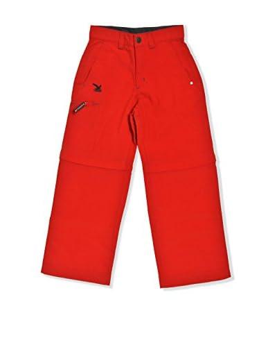 Salewa Pantalón de Chándal 2-in-1 Mira Dry K 2/1 Rojo