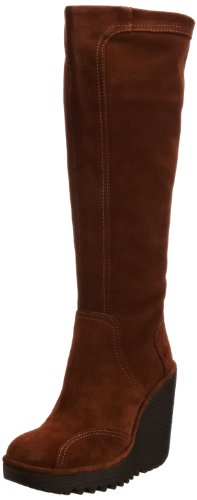 Fly London Womens Cher Camel Boots P500160018 6 UK, 39 EU