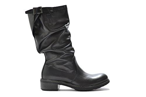 Nero Giardini Stivali scarpe donna nero 6570 A616570D 40