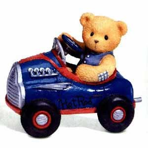 Cherished Teddies Ken - You Make My Heart Race 477559