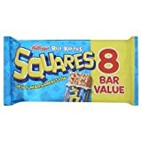 Kellogg's Rice Krispies Squares Chewy Marshmallow 4 X 28G