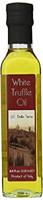 D Dalla Terra White Truffle Oil, 8.8 Ounce from D Dalla Terra