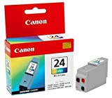 Brand New. Canon BCI-24C Ink Tank Cartridge Colour Ref 6882A002AA