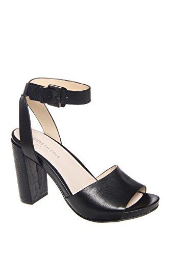 Toren High Heel Ankle Strap Sandal