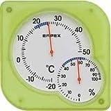 EMPEX(エンペックス) シュクレmidi温・湿度計 TM-5603