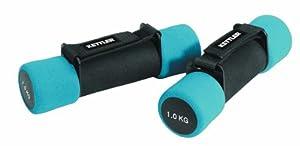 Kettler Aerobic-Hantel Paar 2x0.5 kg, blau, 07360-142
