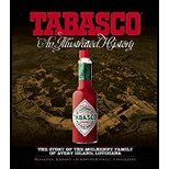 TABASCO An Illustrated History by Bernard, Shane K. [University Press of Mississippi,2007] [Hardcover]
