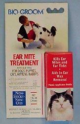 BIOGROOM EAR MITE MEDICATION 1 OZ