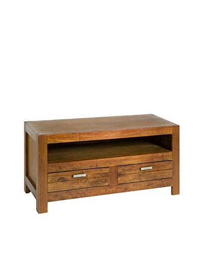 Colonial Style Mueble Para Tv Ohaio Marrón