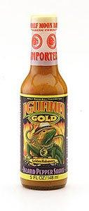 Iguana Gold Island Pepper Sauce - 5 oz
