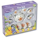 Disney Winnie The Pooh and Friends 13pc Porcelain Tea Set