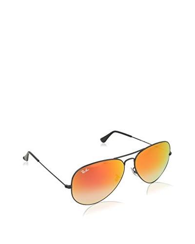 ZZ-Ray-Ban Gafas de Sol Aviator Large Metal Mod. 3025  002/4W 62  (62 mm) Negro