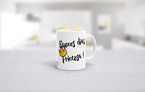 oferta-regalo-original-taza-desayuno-buenos-dias-princesa