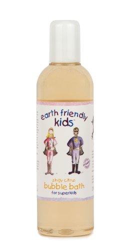 Earth Friendly Kids Zingy Citrus Bubble Bath 250ml (Pack of 2)