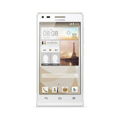 ファーウェイジャパン HUAWEI SIMフリースマートフォン Ascend G6本体/White(51050CBU) Ascend G6 L22/W