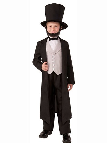 Abraham Lincoln Child's Costume