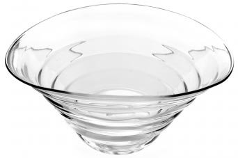 Portmeirion Sophie Conran Large Glass Bowl 32cm