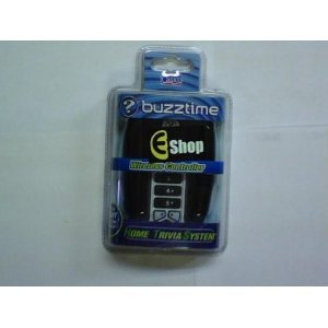 Buzztime Home Trivia System Wireless Controller in White - 1
