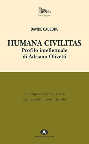 humana-civilitas-profilo-intellettuale-di-ao-italian-edition