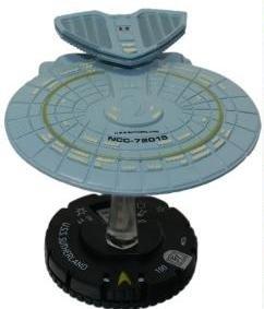 HeroClix: U.S.S. Sutherland # 24 (Rare) - Star Trek Tactics