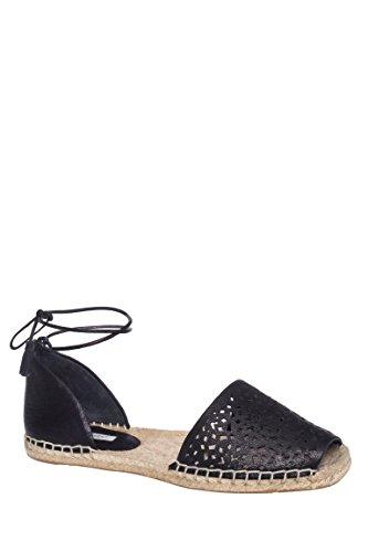 Farie Espadrille Flat Sandal