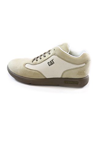 Caterpillar Prow leather and mesh shoes summer dune EU42