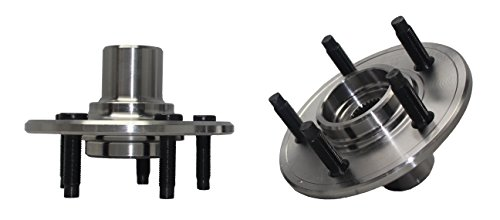 Brand New (Both) Rear Wheel Hub and Bearing Assembly Aviator Explorer Mountaineer 5 Lug (Pair) 521000 x2 (Wheel Hub Ford Explorer 2009 compare prices)