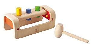 Plan Toy Pounding Bench