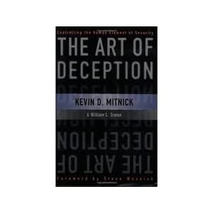 Art of Deception by Kevin D. Mitnick Mobi eBook