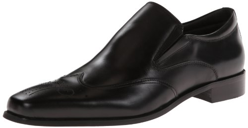 Steve Madden Men's Draftt Slip-On Loafer,Black,10 M US