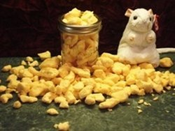 Cheddar Cheese Curds 1 LB. (Beechers Cheese compare prices)