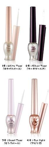 Tear Drop Liner ティアー ドロップ ライナー 2号:Silv...