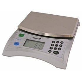 Escali Kitchen Scale V63 Pana Volume Measuring Review
