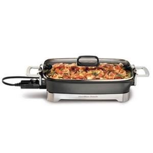 New Hb Electric Skillet (Kitchen & Housewares)