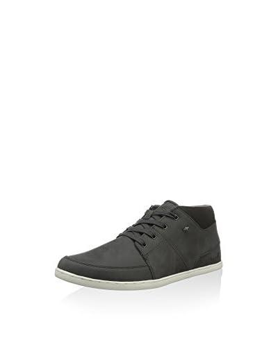 Boxfresh Sneaker Cluff Sh Lea/Rblea Dk Shw/Blk [Grigio]